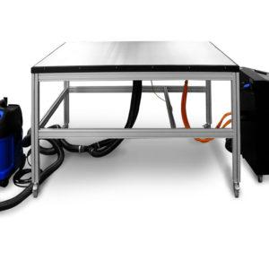 Вакуумный стол BELO для реставрации живописи