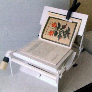 Вакуумный стол для реставрации книг и переплетенных объектов