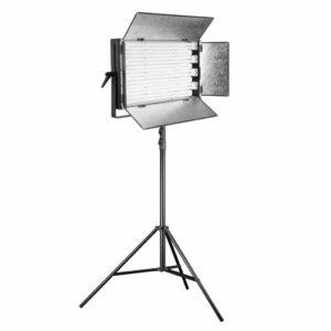 Мобильный светильник дневного света, напольный (4 лампы)