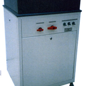 Листодоливочная машина (для небольших реставрационных мастерских)