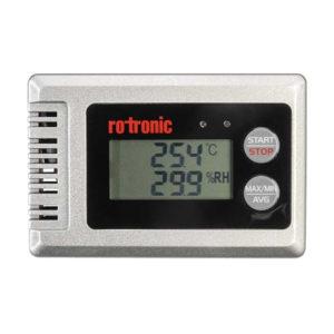 Логгер для долговременного измерения и записи значений влажности и температуры