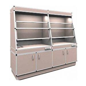 Шкаф вытяжной (на 1 рабочее место)