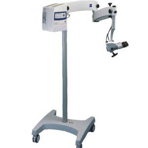 Стереоскопический микроскоп Stemi 508 с напольным штативом для реставрации крупногабаритных объектов