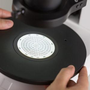 Стереоскопический микроскоп Stemi 508 с настольным штативом для реставрации и чистки экспонатов
