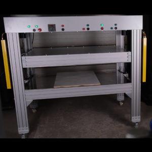 Пресс электромеханический для реставрационных работ