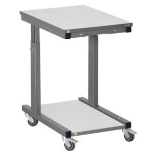 Столик подкатной 710х515 мм