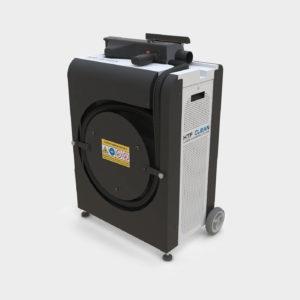 Установка для лазерной очистки поверхности
