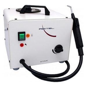 Пароструйный аппарат для удаления различных загрязнений горячим паром